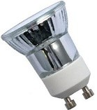 Halogeen lamp GU10 35mm small 35W 230V