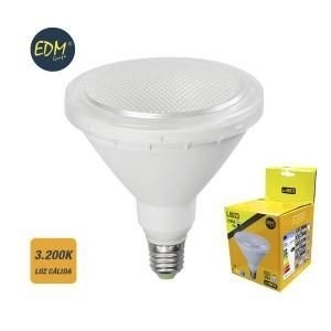 EDM led lamp PAR38 E27 15Watt warm wit