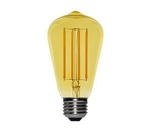 Led filament ST64 E27 4Watt dimbaar