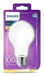 Philips led GLS E27 11,5Watt mat Blister