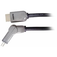 Scanpart aansluitkabel HDMI High Speed 2mtr 180°