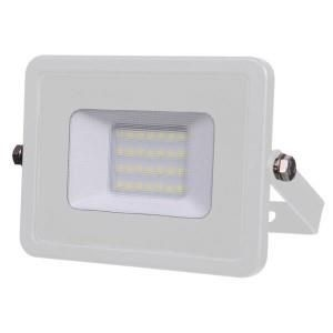 V-TAC led bouwlamp 20Watt 6400k fris wit body wit