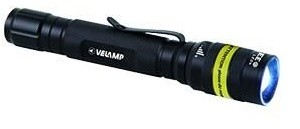Velamp led zaklamp 3Watt Focus 2xAA