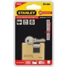 4008496827411 Stanley hangslot 50mm massief messing recht