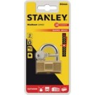 4008496828258 Stanley hangslot  50mm  massief messing  breed