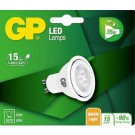 GP Lighting LED lamp GU10 4Watt reflector wit
