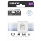 Integral USB 3.0 memory pen 32Gb mini Metal Fusion