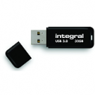 Integral USB 3.0 memory pen 32GB zwart
