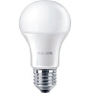 57755400 Philips led A60 8W = 60W E27 2700K core pro