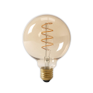 425782 Calex Flex Filament globe lamp 4watt
