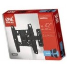 WM4241 One for All TV steun tot 30KG