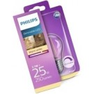 8718696710067 Philips LED kogel E27 2,7Watt Filament Blister