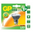 GP Powerled MR16 GU10 4,5 watt DIM 21gr.
