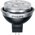 LED vervanger voor de halogeen MR16 lamp 35 watt met GU5.3 fitting 4000K.