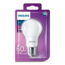 Philips LED GLS E27 8W mat Blister
