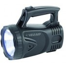 Velamp led Zaklamp 3Watt oplaadbaar