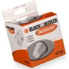 VF50-XJ  Black&Decker stofzak kruimeldief