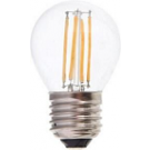 VT-1980-4306 Vtac led filament kogel E27 warm wit 4Watt