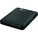 Western Digital Elements 1 TB USB 3.0 Portable externe harde schijf